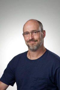 Shakley Mechanical Inc. technician Jim Stover