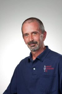 Shakley Mechanical Inc. technician John Baker