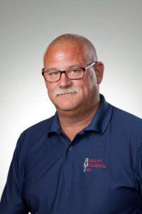 Shakley Mechanical Inc. president Ken Shakley