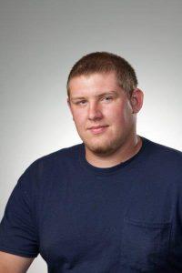 Shakley Mechanical Inc. technician Seth Shakley